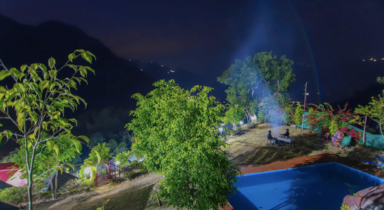 Rishikesh Weekend Pool Party With Unlimited Liquors