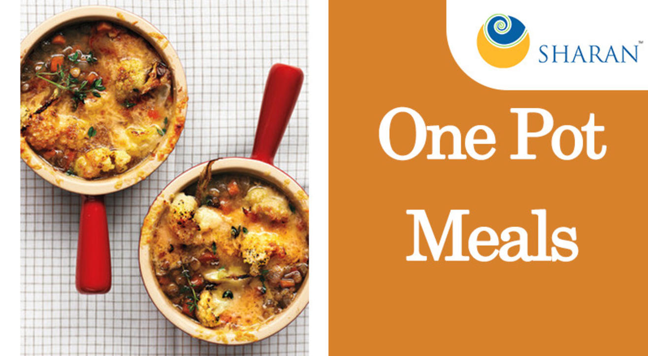 Book tickets to One Pot Meals