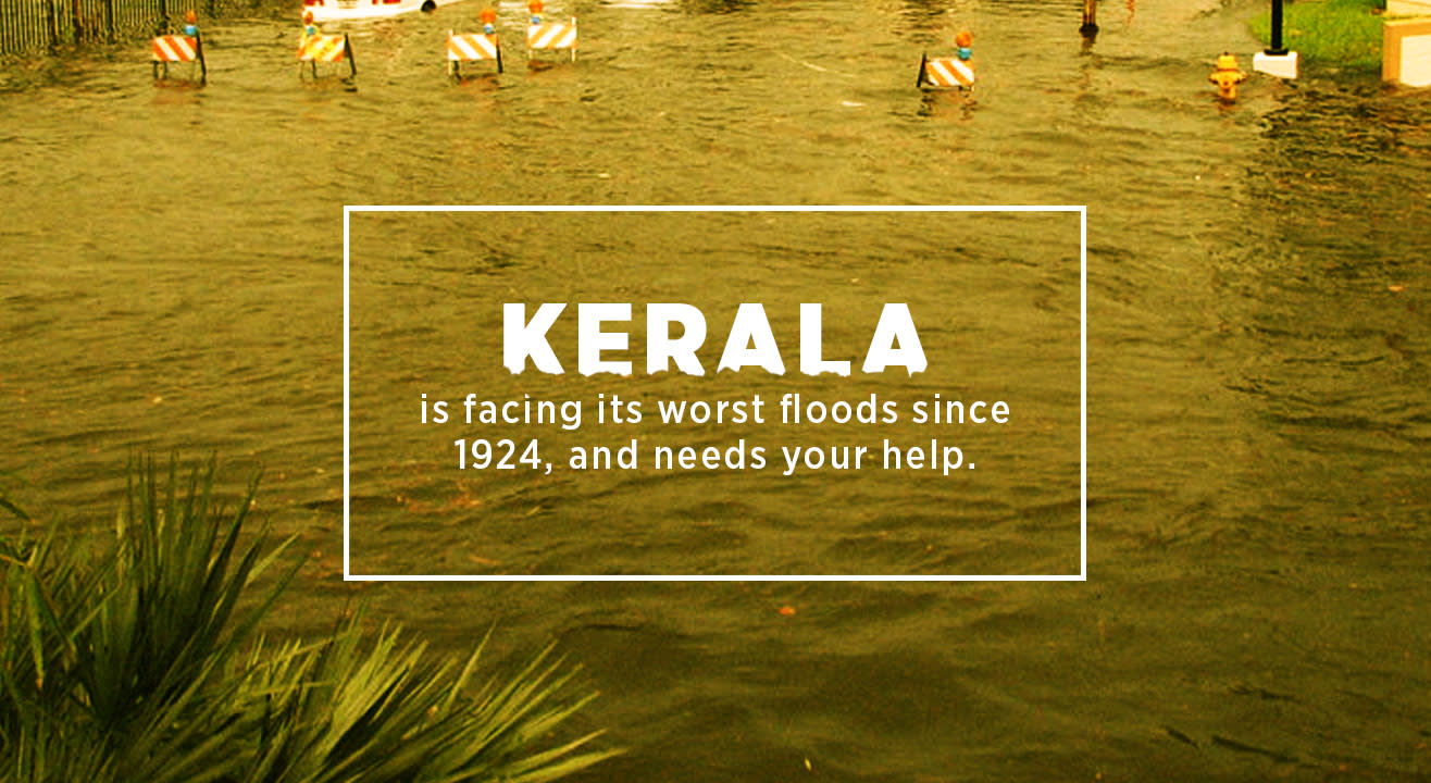 Kerala Needs Your Help: Helpline Numbers, Donation Centres, Fundraiser Events and More Information