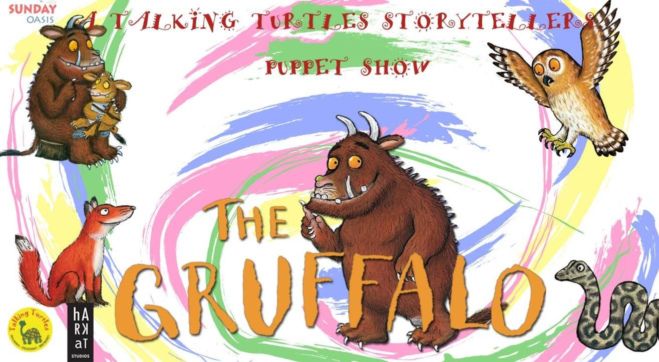 Puppet Show - The Gruffalo by Julia Donaldson