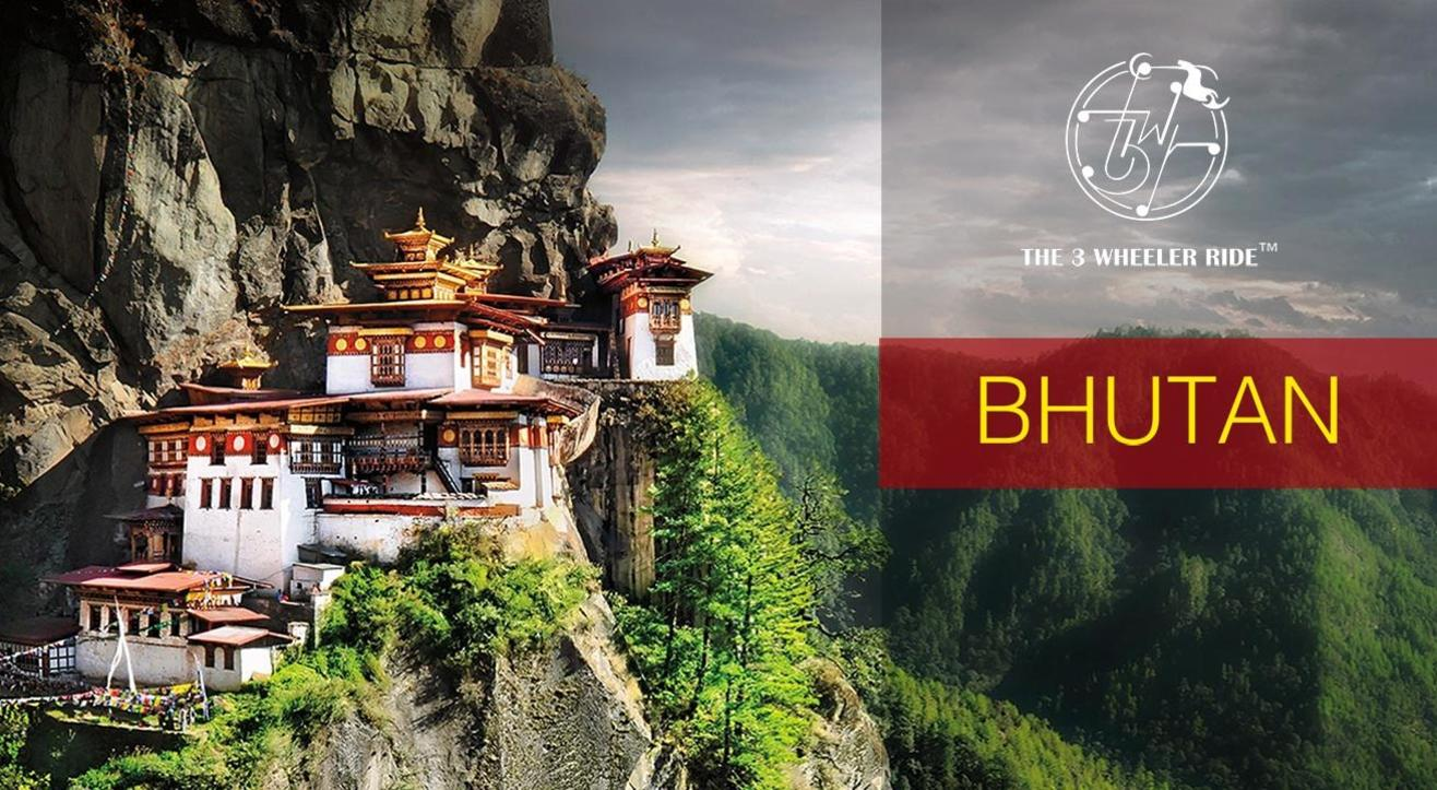 T3WR BHUTAN – PARADISE OF HAPPINESS
