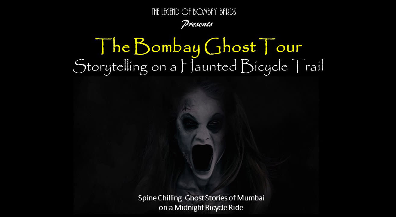 Bombay Ghost Tour : Haunted Midnight Cycle Ride