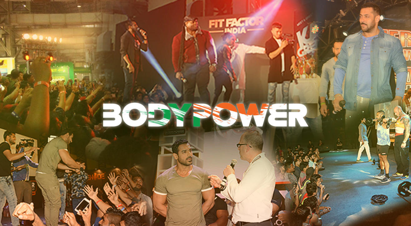 BodyPower Mumbai Expo 2019