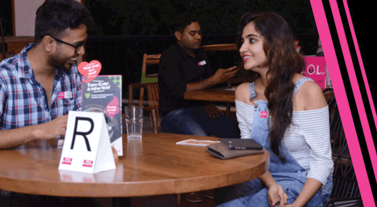 LOL Speed Dating, Mumbai, Powai