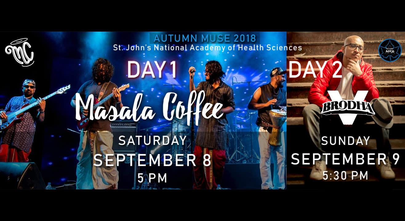 Masala Coffee Live