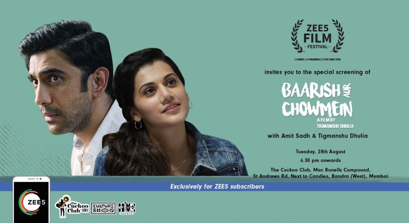 Zee5 Movies Hindi