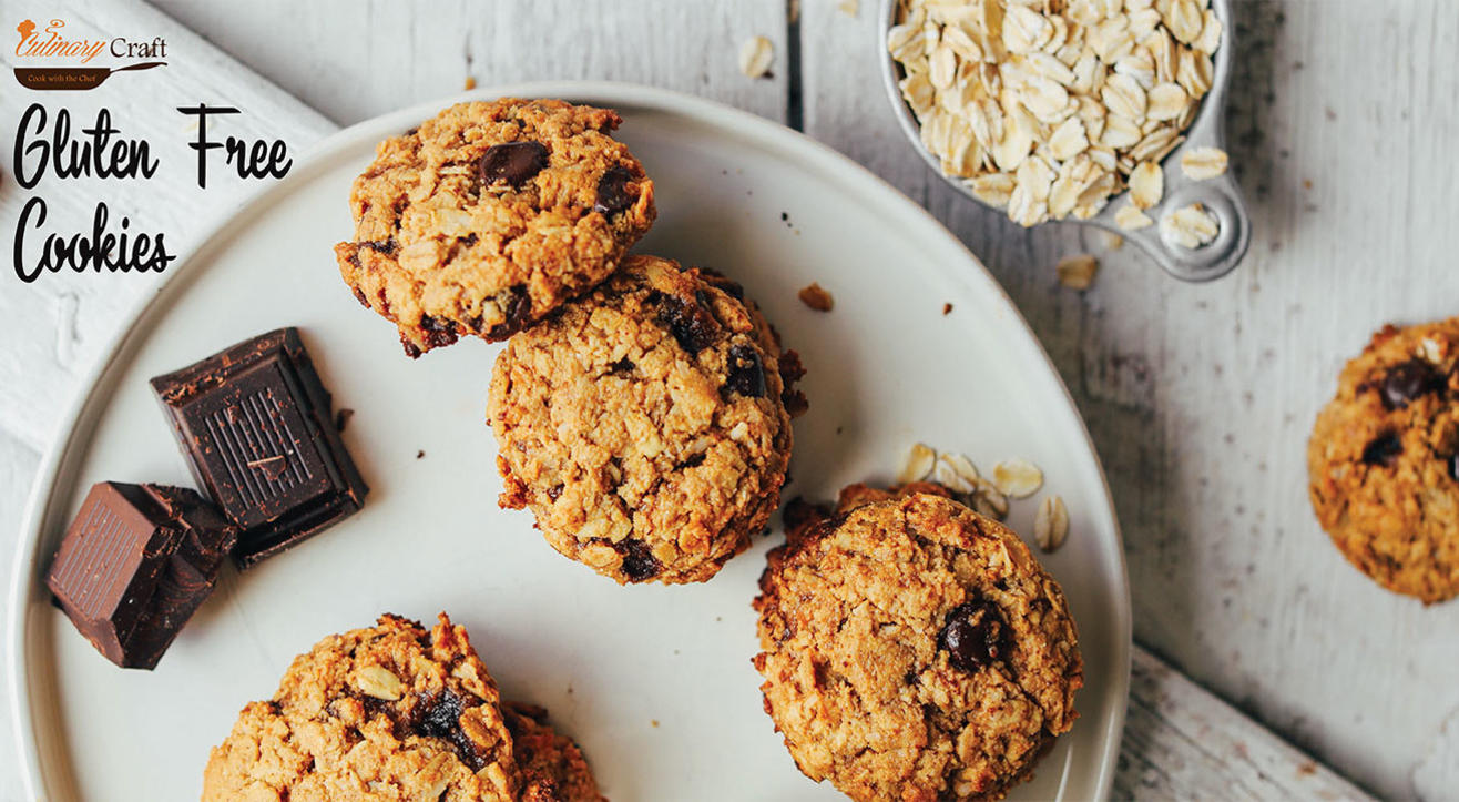 Learn to Bake Gluten-Free Healthy Cookies