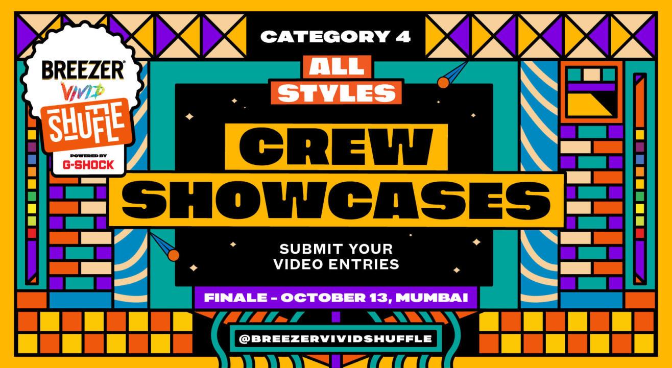 Breezer Vivid Shuffle - Crew Showcases