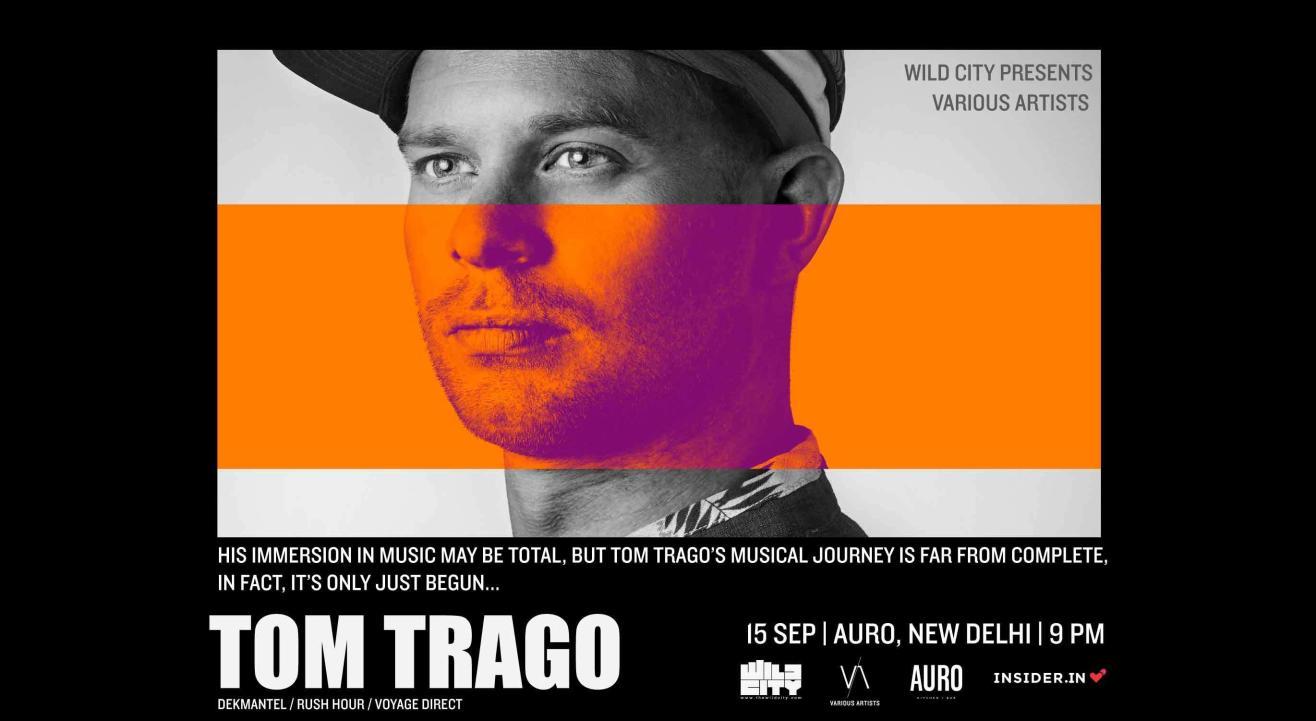 Wild City Presents Various Artists: Tom Trago, Delhi