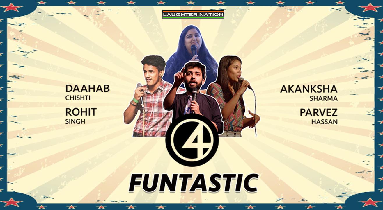 Funtastic 4 - Stand-up Ka Future