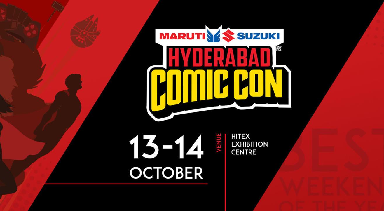 Hyderabad Comic Con, 2018
