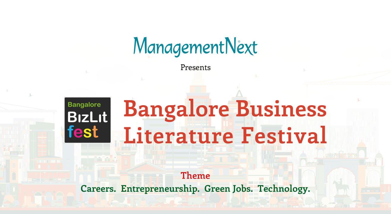 Bangalore Business Literature Festival