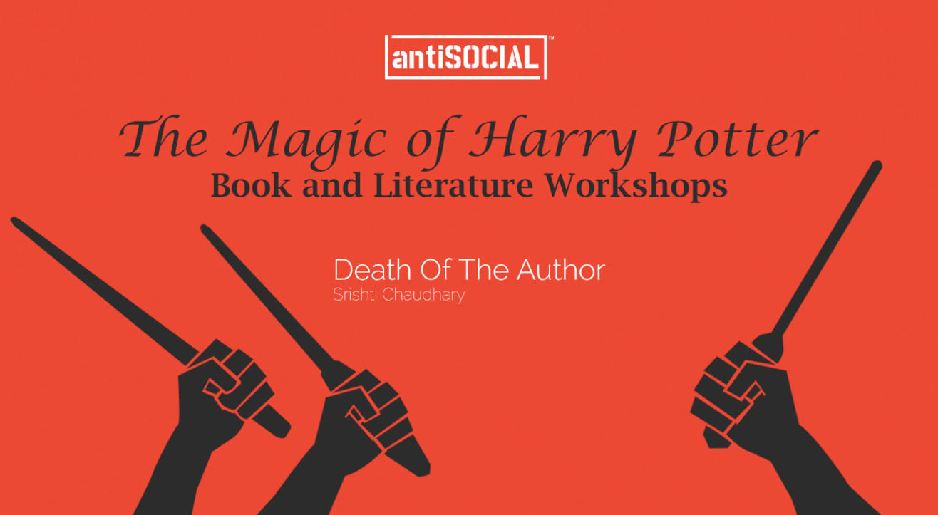 The Magic of Harry Potter: Book and Literature Workshops