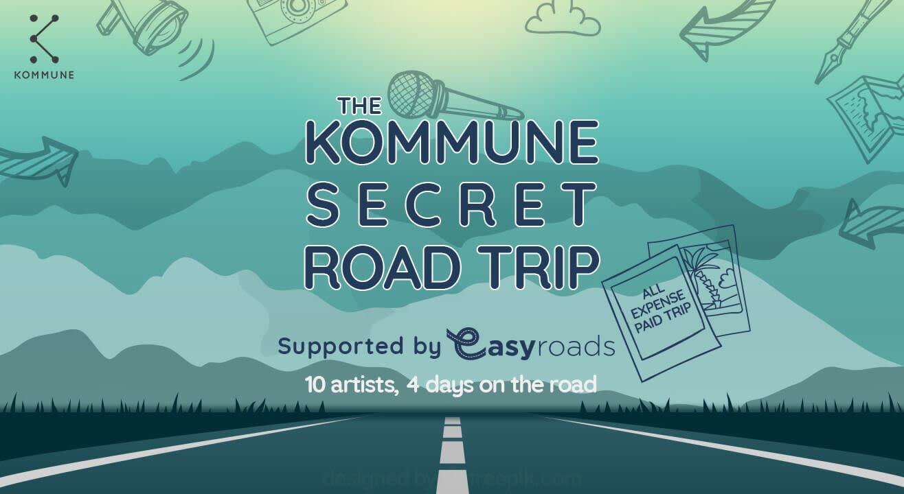 The Kommune Secret Road Trip