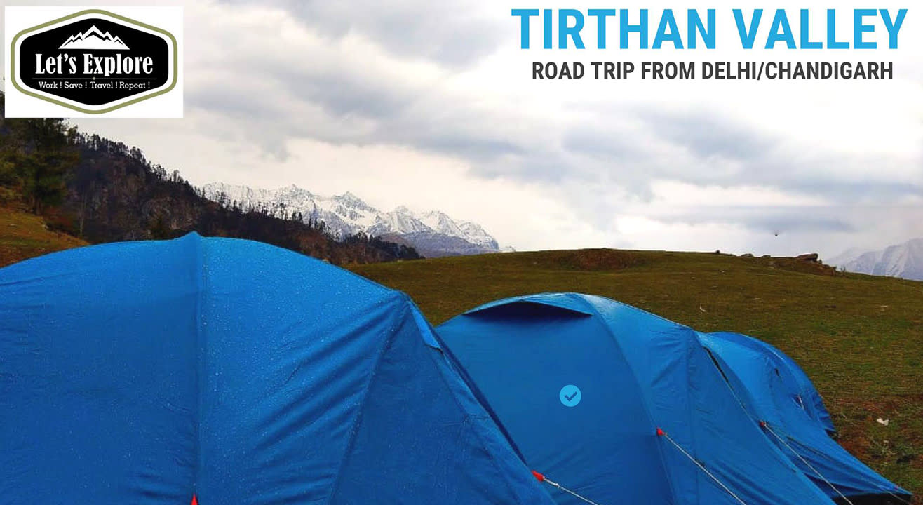 Tirthan Valley Road trip from Delhi/Chandigarh