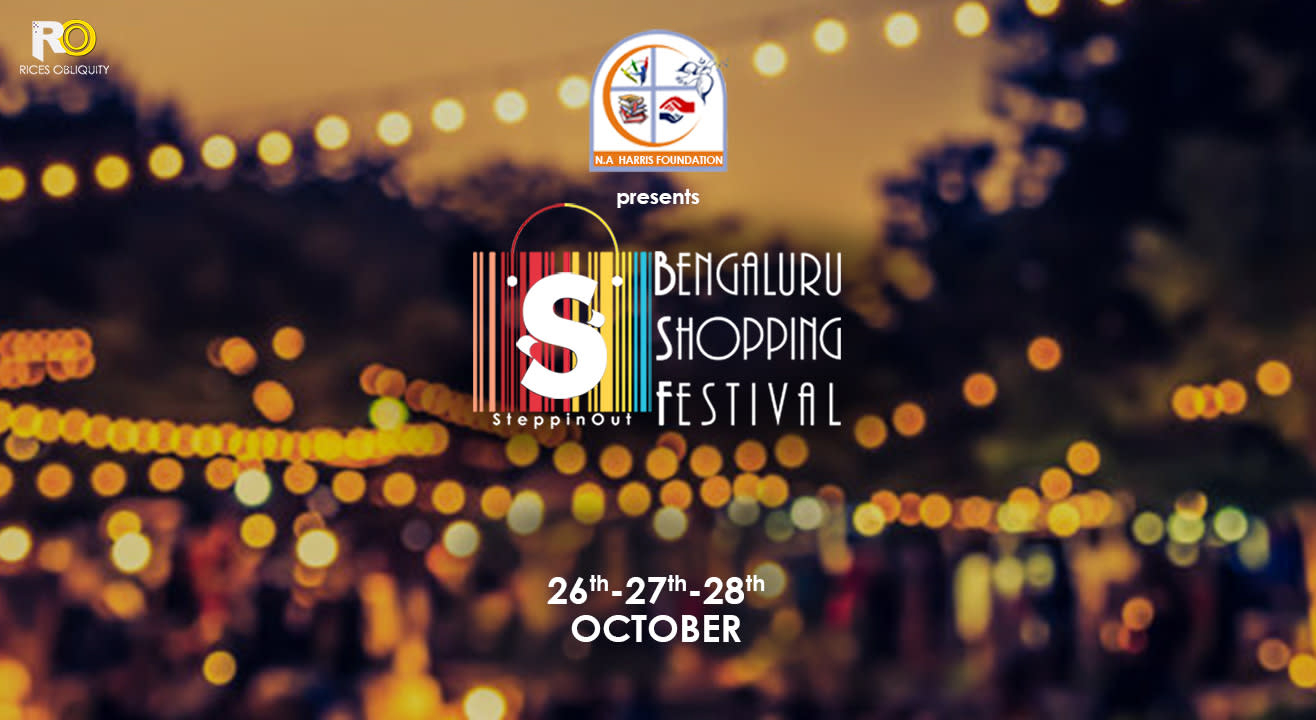 Bengaluru Shopping Festival by SteppinOut