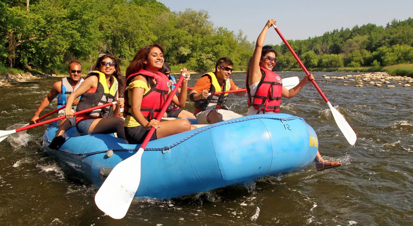 Kolad River Rafting | Visionesta Events