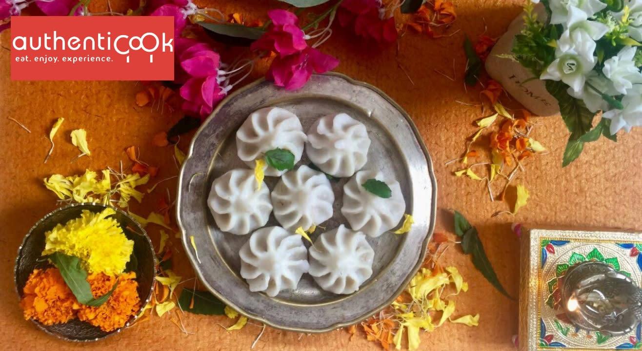 Authenticook Presents Modak Cooking Class in Mumbai