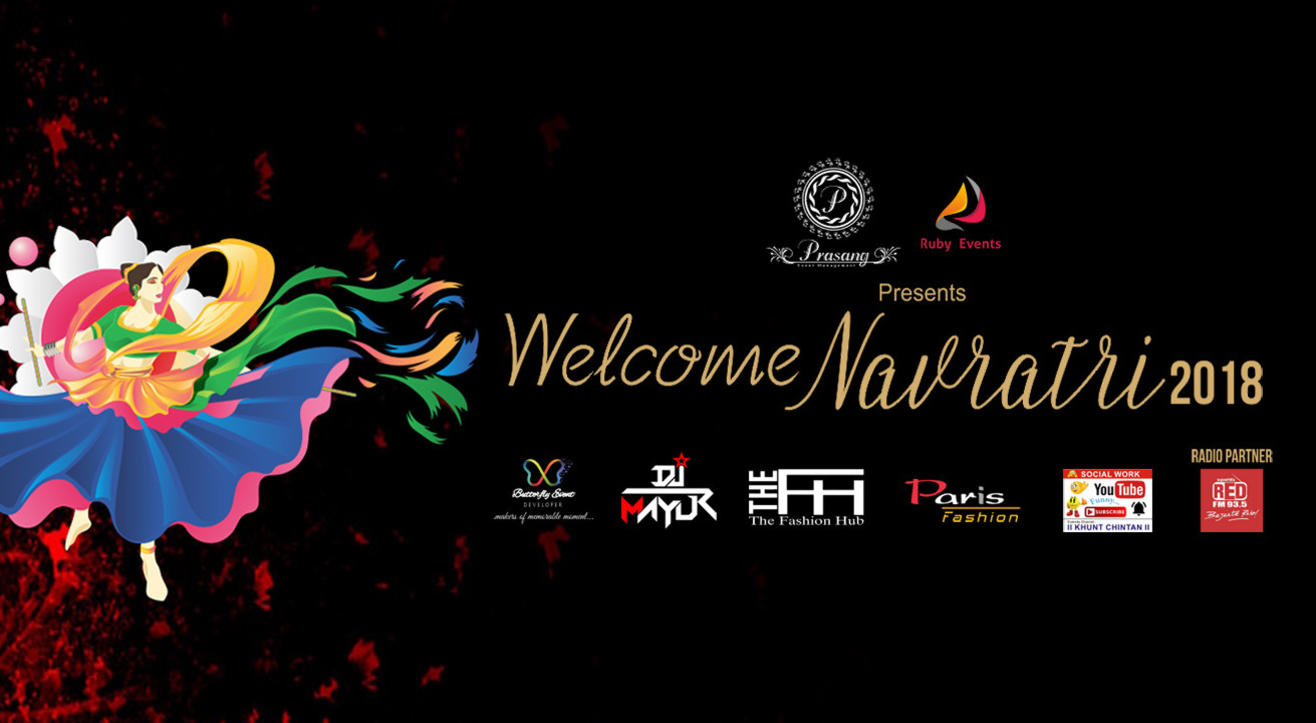 Welcome Navratri 2018
