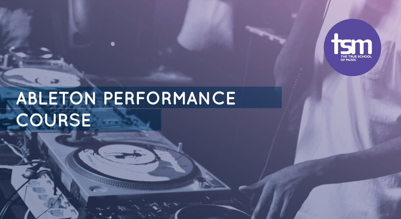 True School Ableton Performance Course