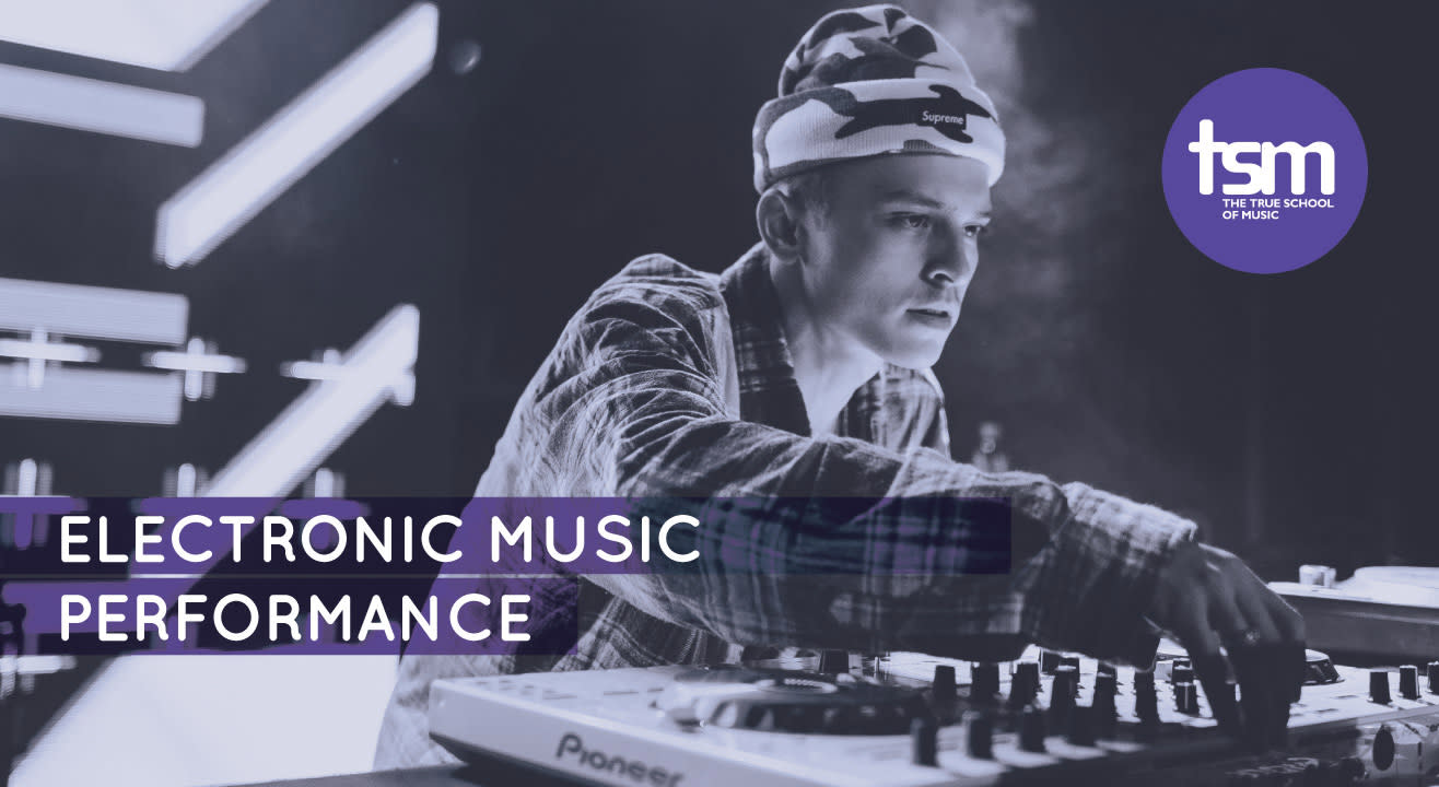 True School Electronic Music Performance course
