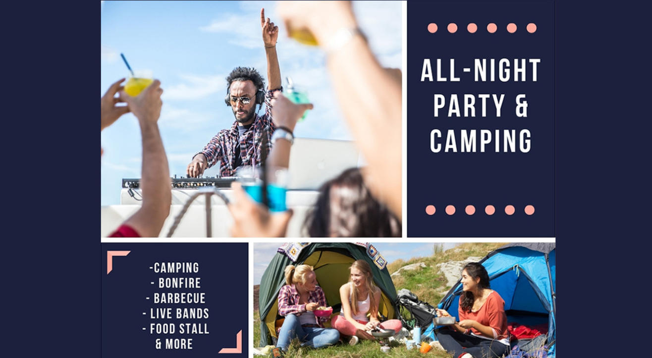 Orchid Inn All-Night After-Party and Camping 2018