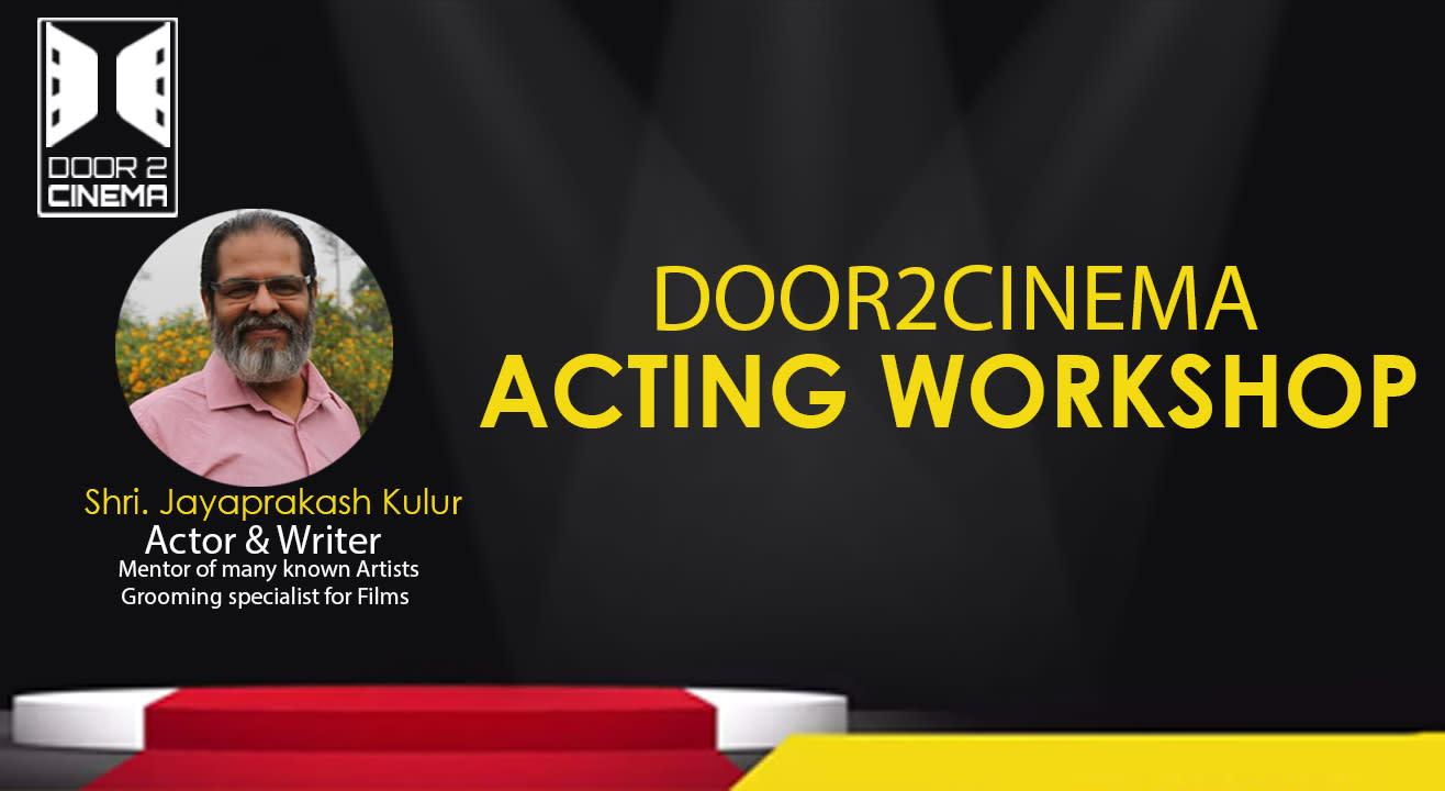 Door2Cinema Acting Workshop