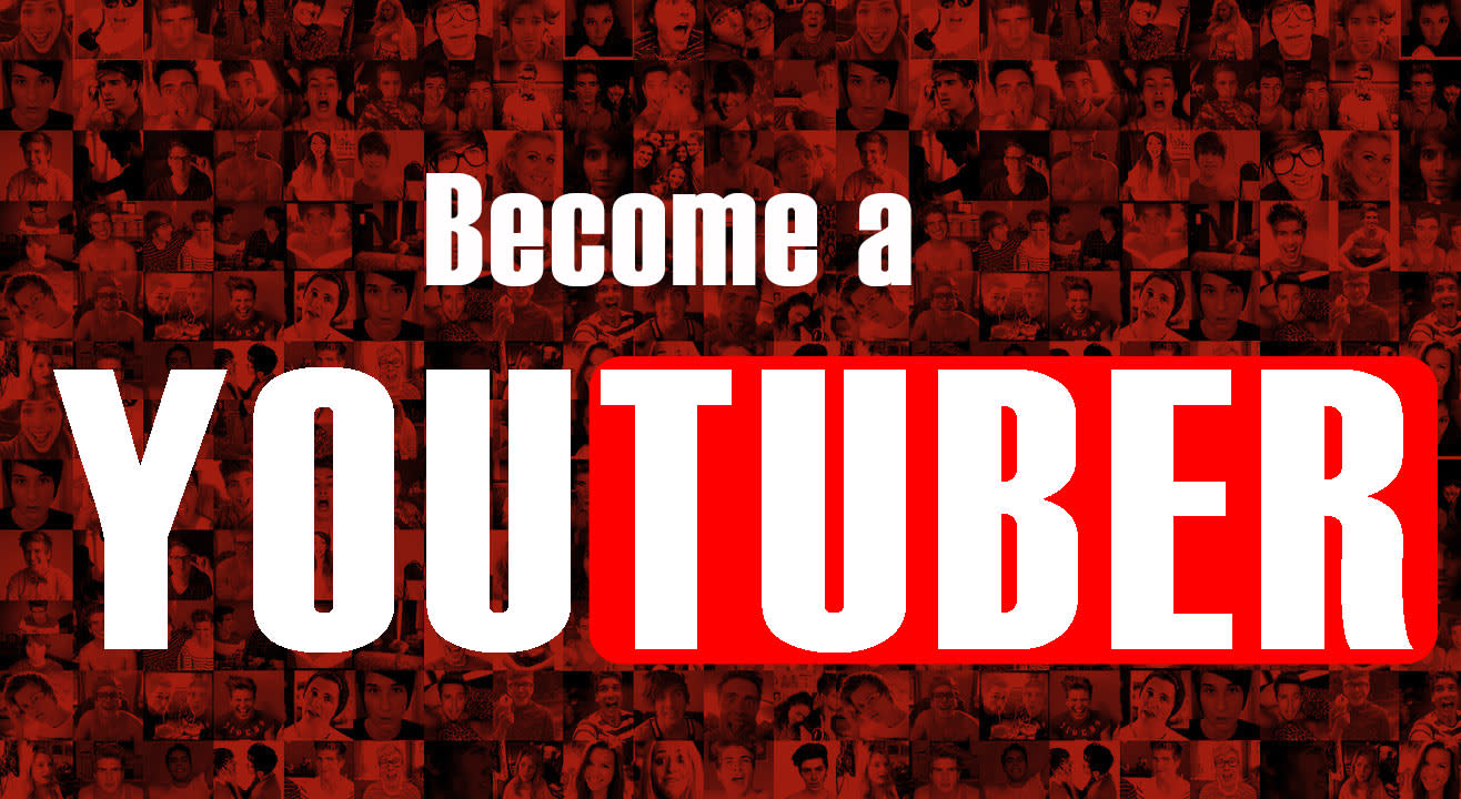 Become A YouTuber (For Beginners)