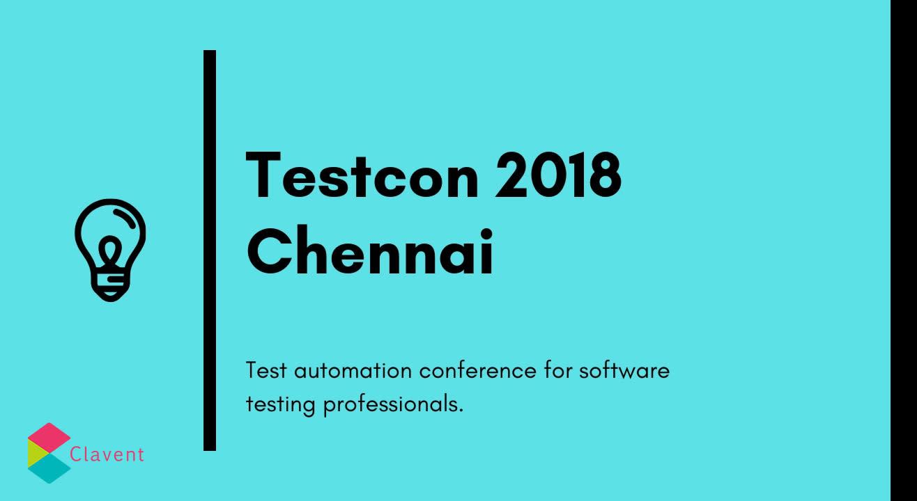 TESTCON Chennai