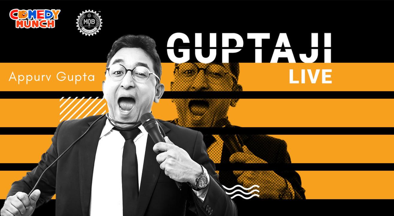GuptaJi Live
