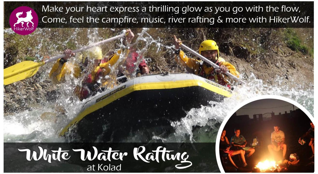 White Water Rafting - Kolad