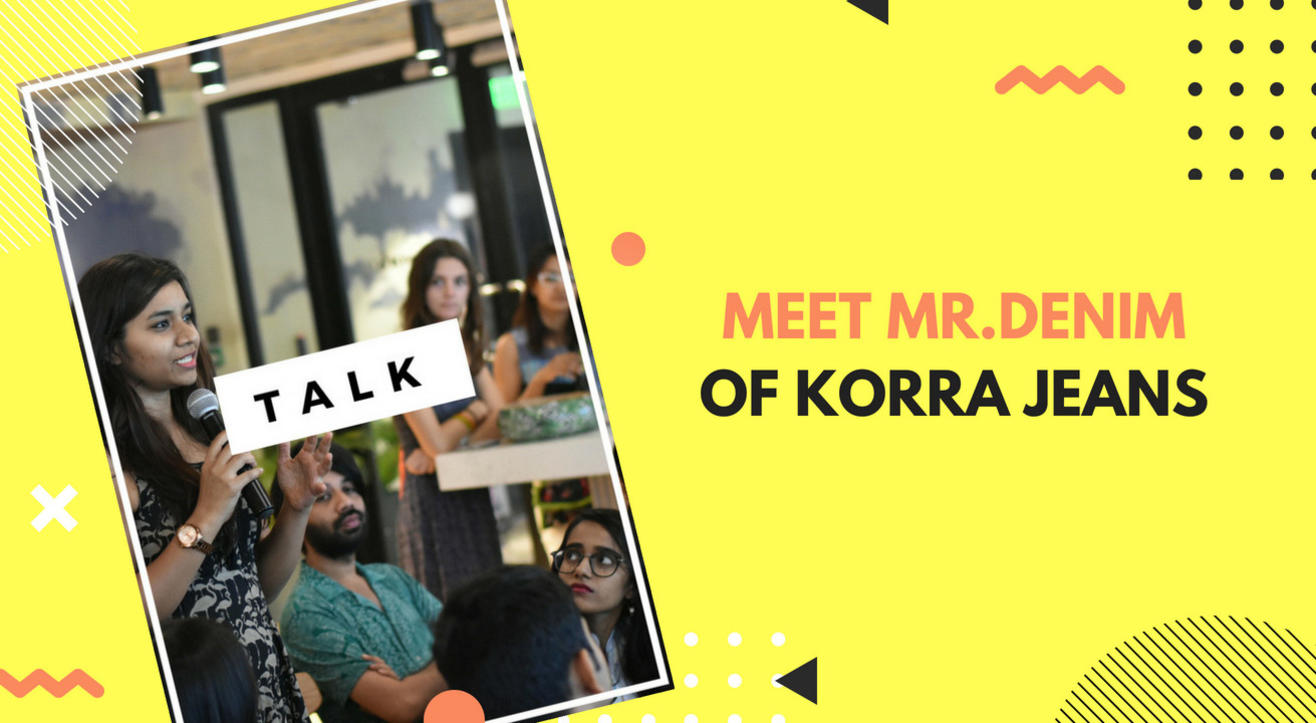 Fairtrunk Offline | In Conversation with KORRA Jeans