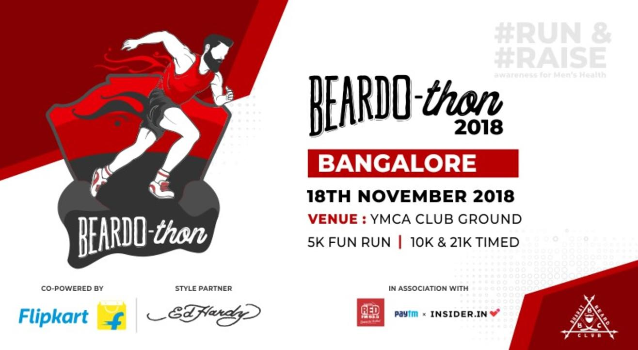 BeardoThon Bangalore