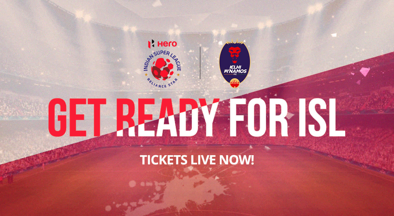 Indian Super League 2018-2019: Delhi Dynamos FC: Match Tickets, Ticket Offers, Schedule & More