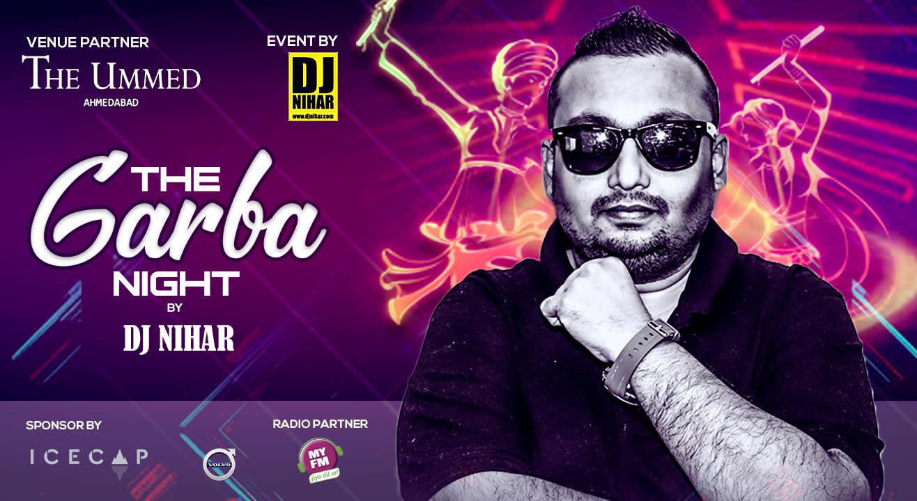 The Garba Nights by DJ Nihar