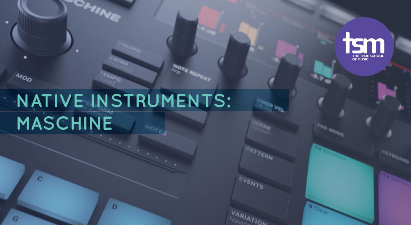 True School Native Instruments: Maschine