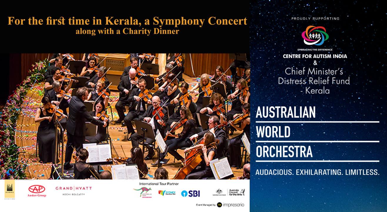 Symphony in Kochi