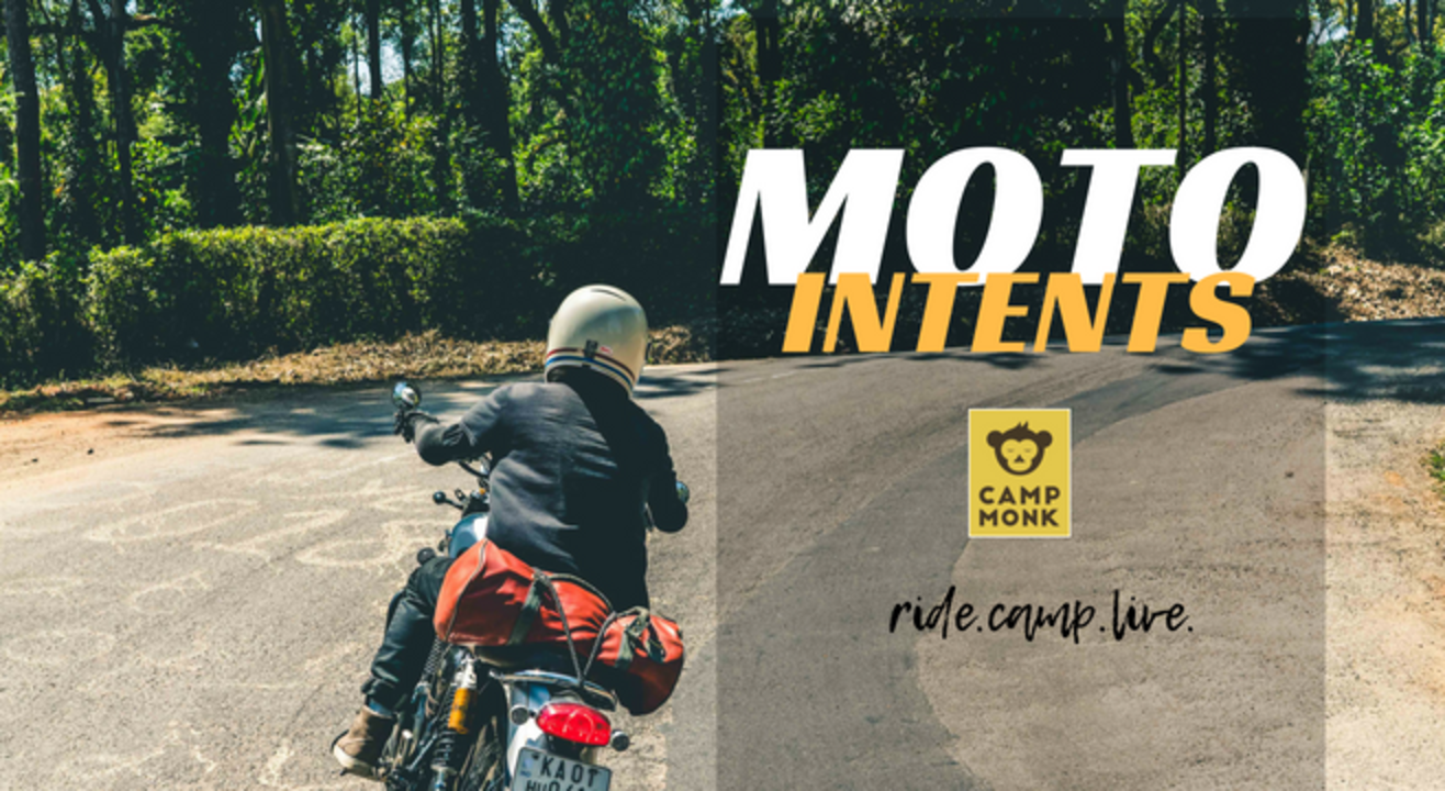 Moto Intents Riverside Coorg - October