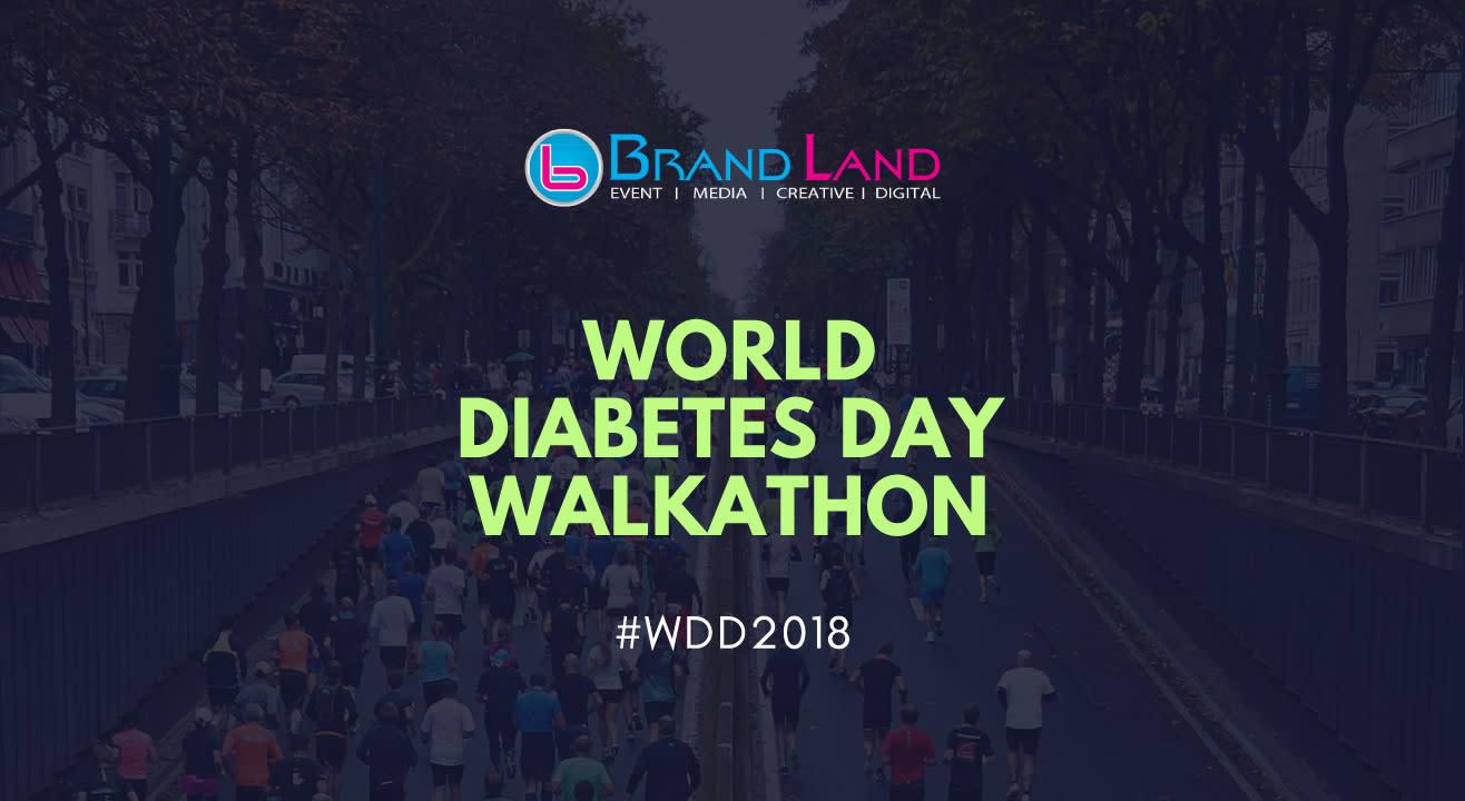 Walk To Smack Diabetes