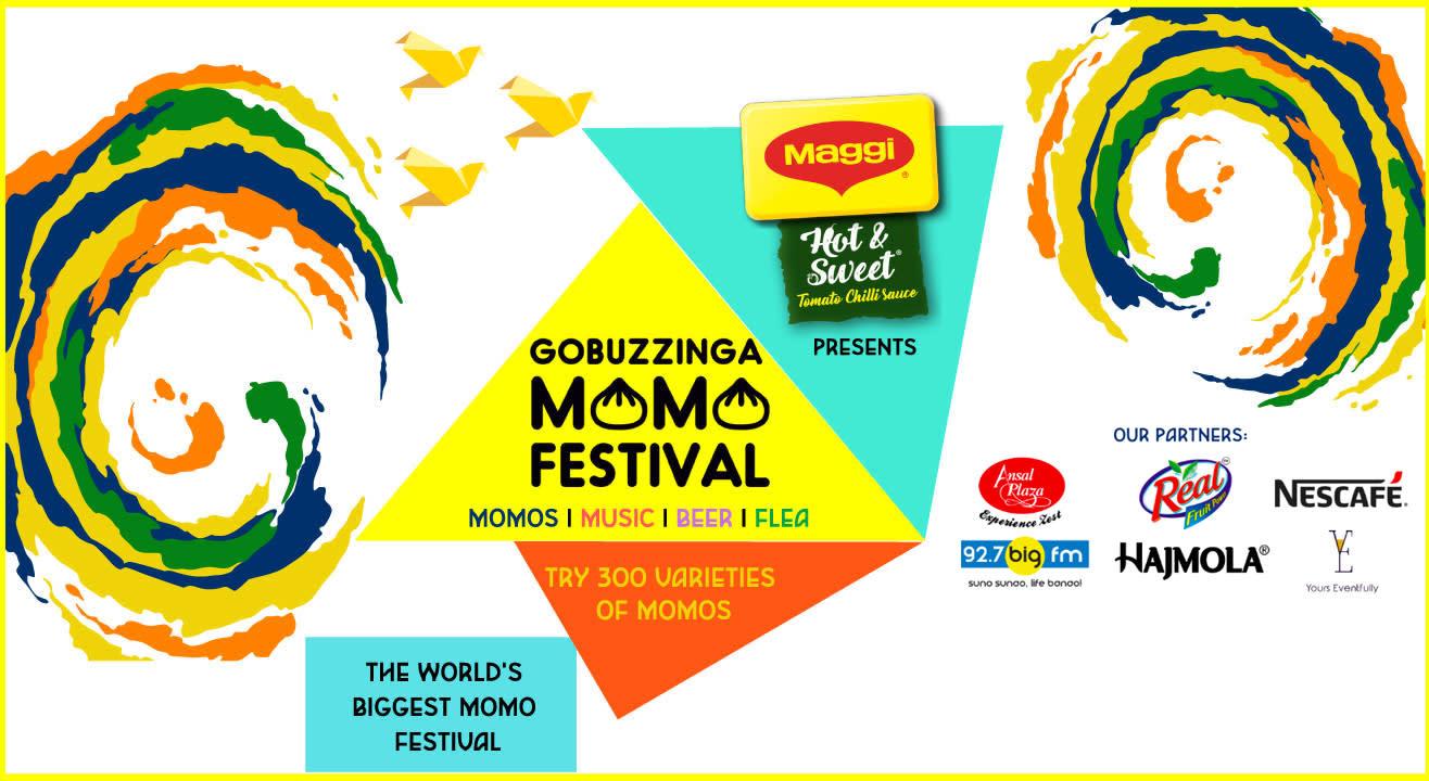 Gobuzzinga Momo Festival, Delhi