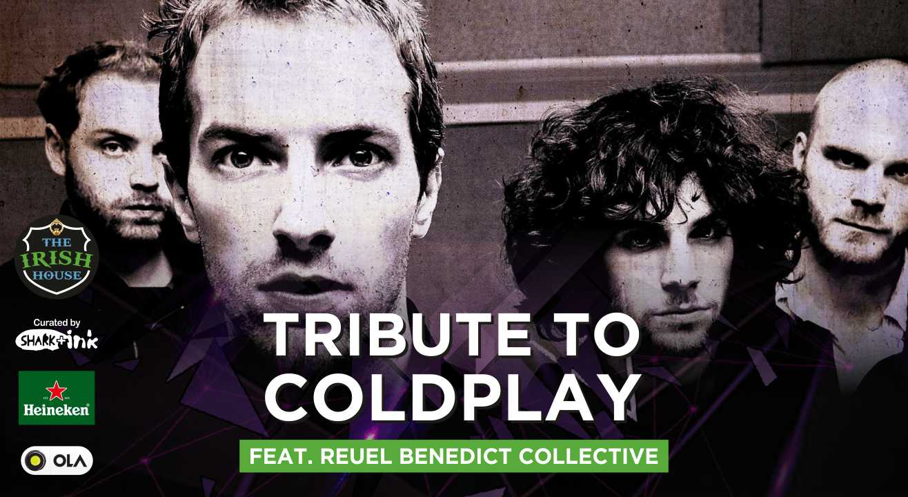 Tribute To Coldplay At The Irish House, Andheri