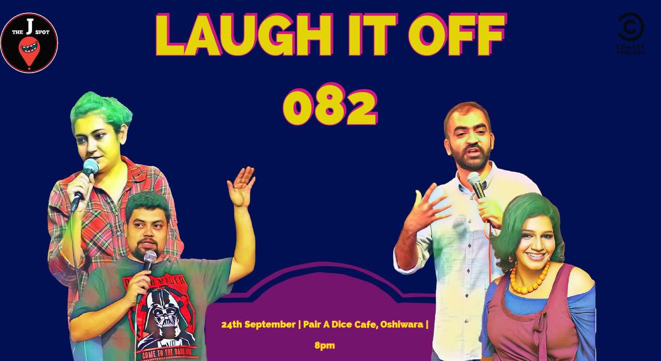 Laugh it off 082