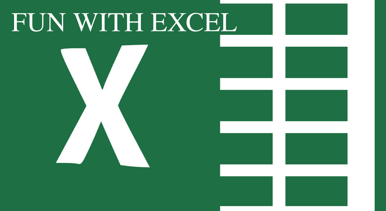 Fun With Excel - Workshop