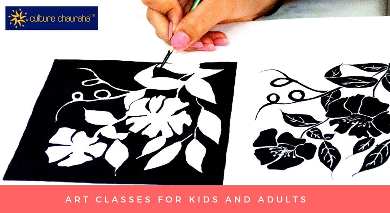 Art Classes For Kids and Adults