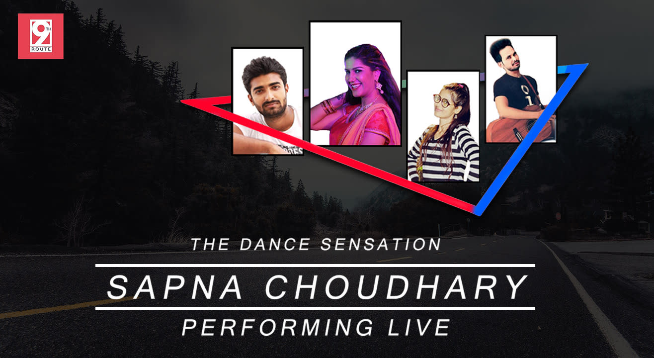 Sapna Chaudhary Live in Patna
