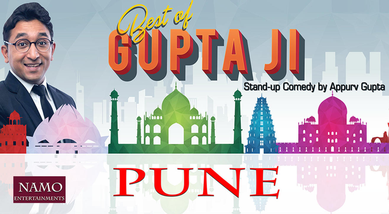 Best of Gupta Ji - A Comedy show by Appurv Gupta