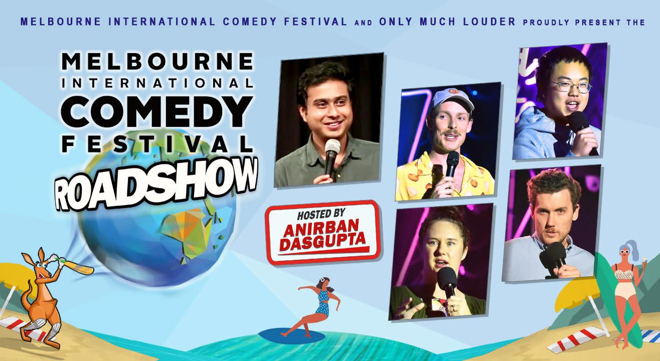 Melbourne International Comedy Festival Roadshow, Kolkata