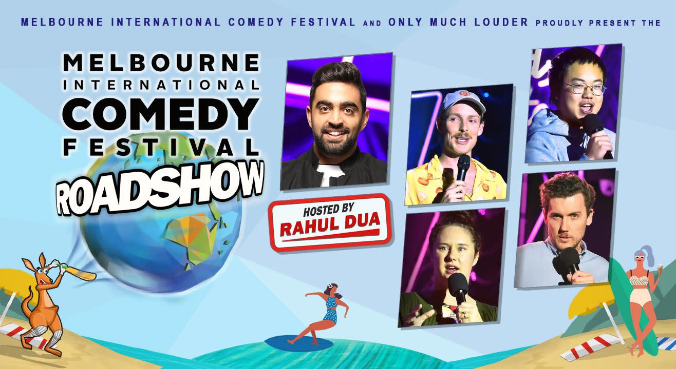 Melbourne International Comedy Festival Roadshow, Delhi