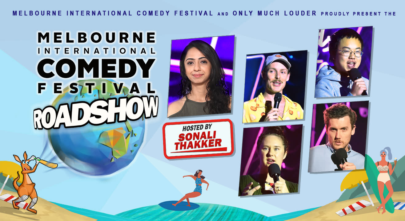 Melbourne International Comedy Festival Roadshow, Pune
