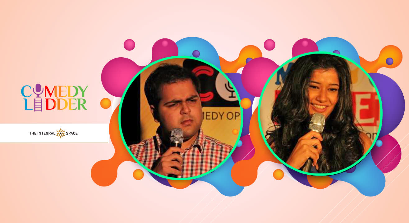 Comedy Ladder Open Mic hosted By Jeeya Sethi  ft. Saurav Mehta
